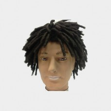 Dreadlock wig - Dark Brown Color