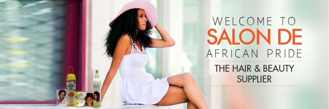 Welcome to Salon De African Pride
